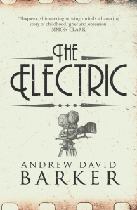 Electric front cover